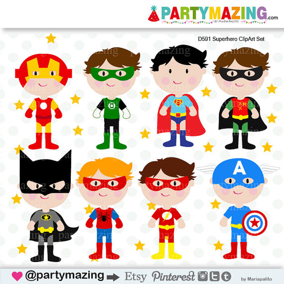 Flash clipart batman Lantern Green Graphic D591 from
