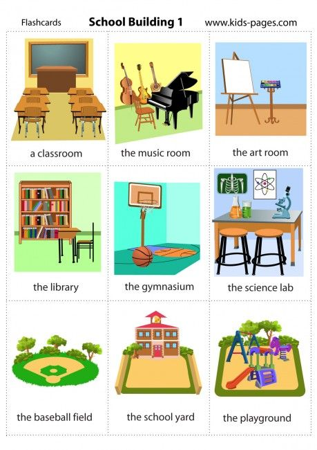 Room clipart esl #7