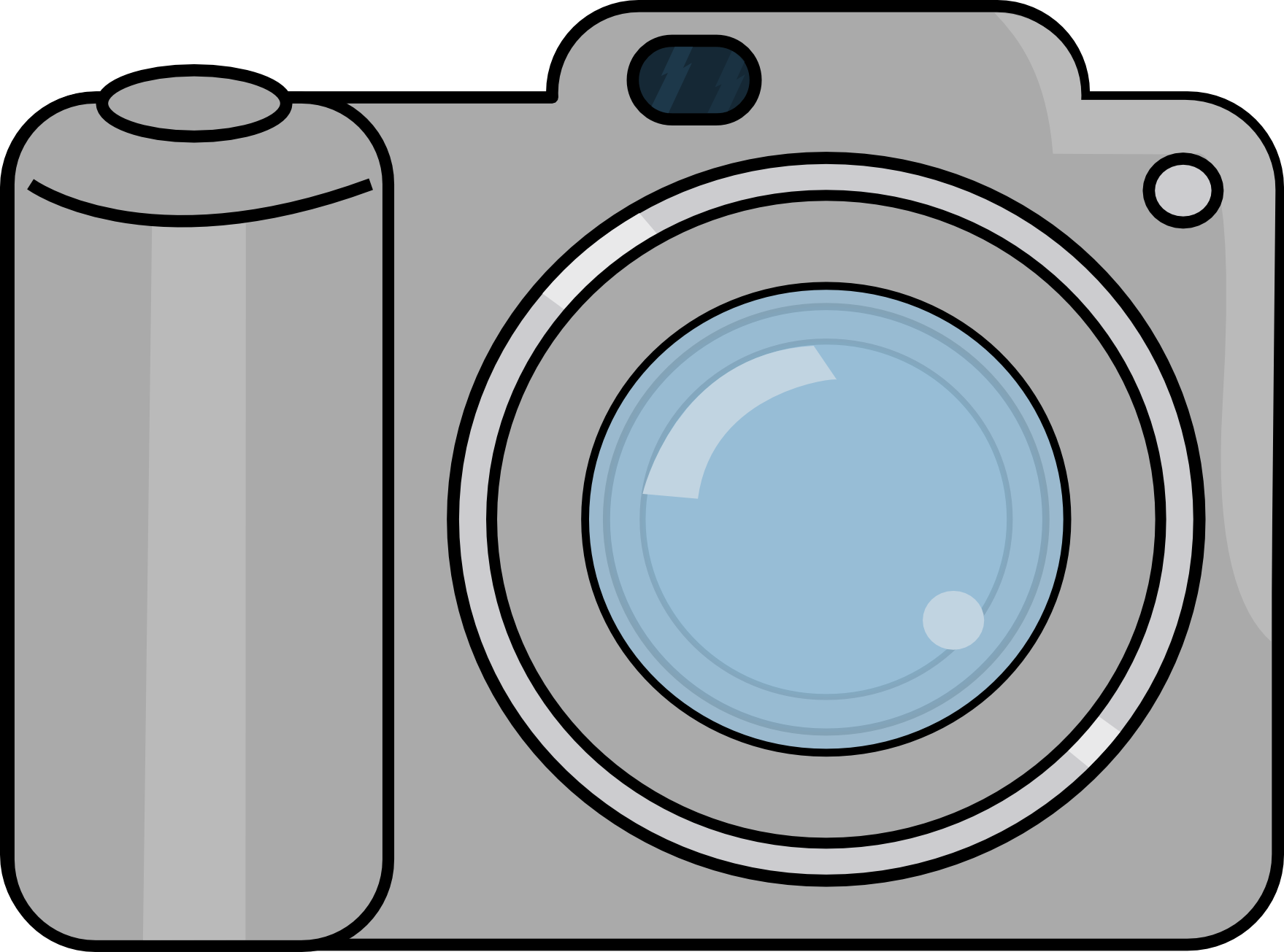 Flash clipart cartoon camera Download free free Camera clipartiki