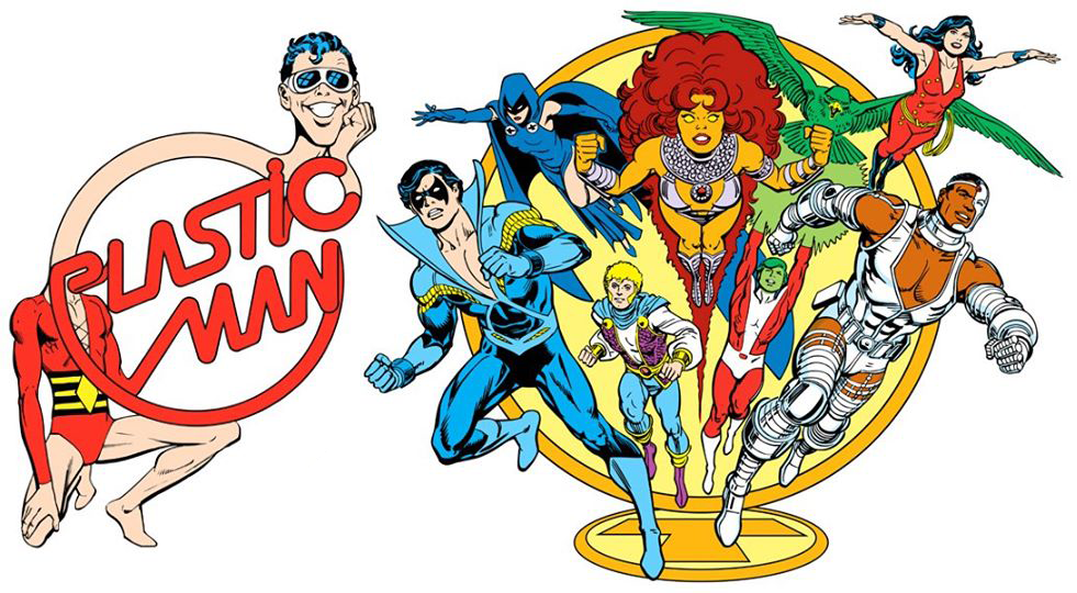 Flash clipart dc comic The the and Superman used