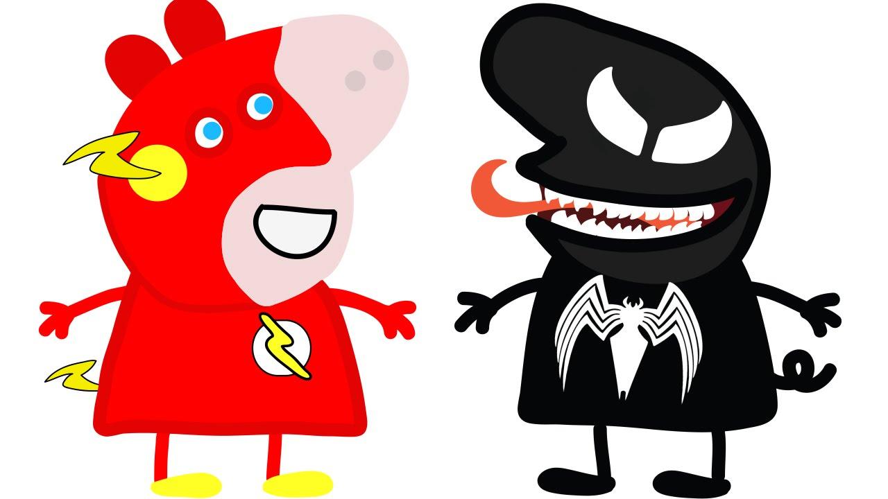 Flash clipart dc comic & Comics Coloring & PIG