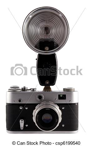 Flash clipart digital photography Stock with  Camera of