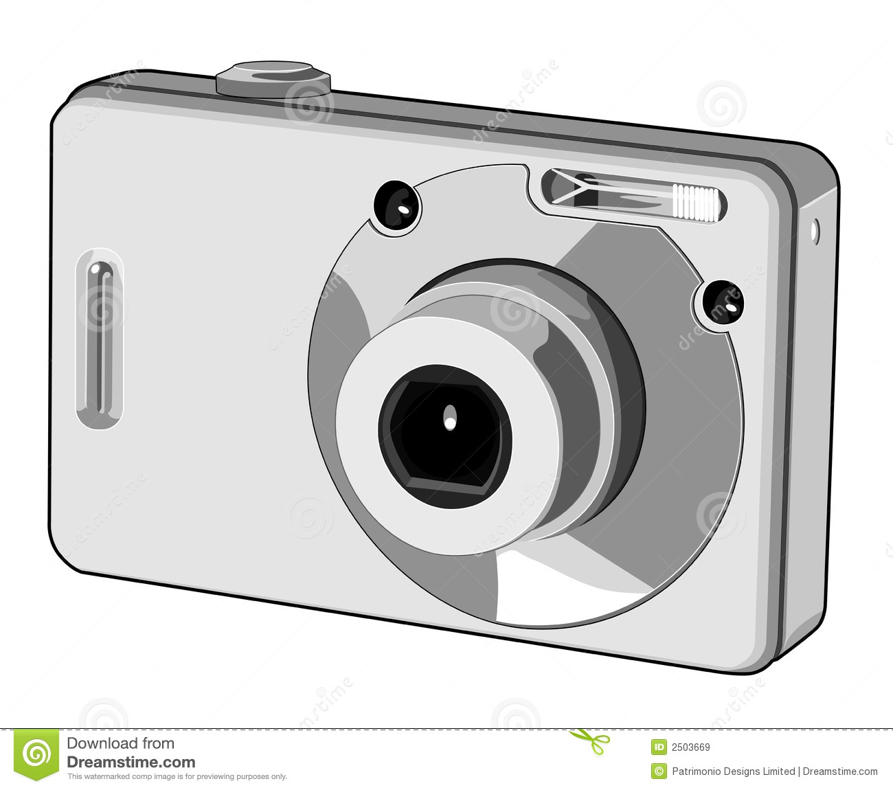 Flash clipart digital photography Collection photography vector clipart digital