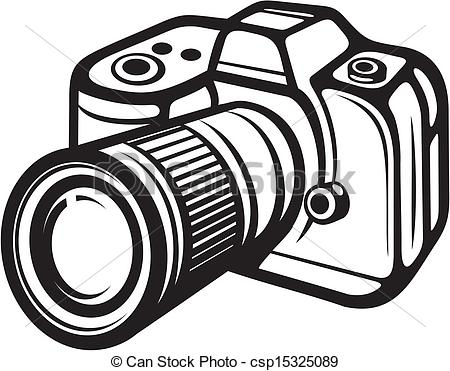 Flash clipart digital photography Collection photography vector clipart of