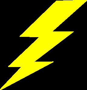Lightening clipart electric spark Bolt Art Clker vector art