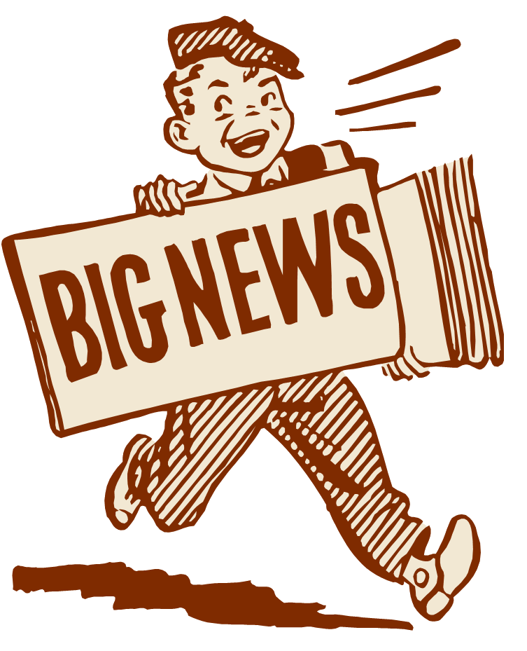 Flash clipart important announcement News (MWCA) Community Manordale Association