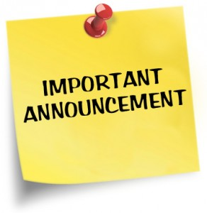 Flash clipart important announcement #5
