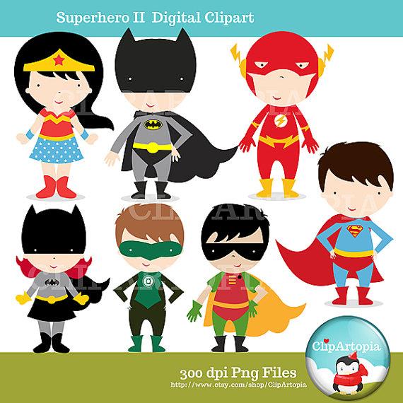 Superman clipart cute Lantern clip clipart League woman