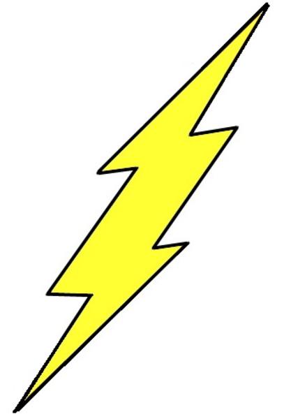 Flash clipart lightning bolt Com image Images Flash art