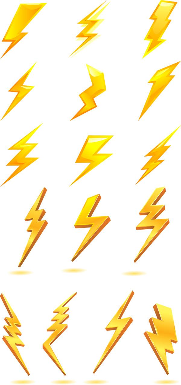 Lightening clipart lightning flash Pix Clip Download For Lightning
