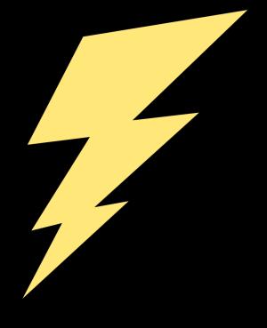Flash clipart lightning bolt Flash bolt Lightning free at