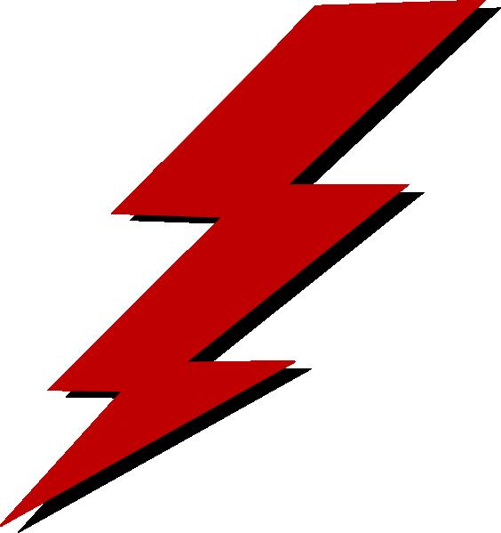 Flash clipart lightning bolt Bolt Clker art vector Clip