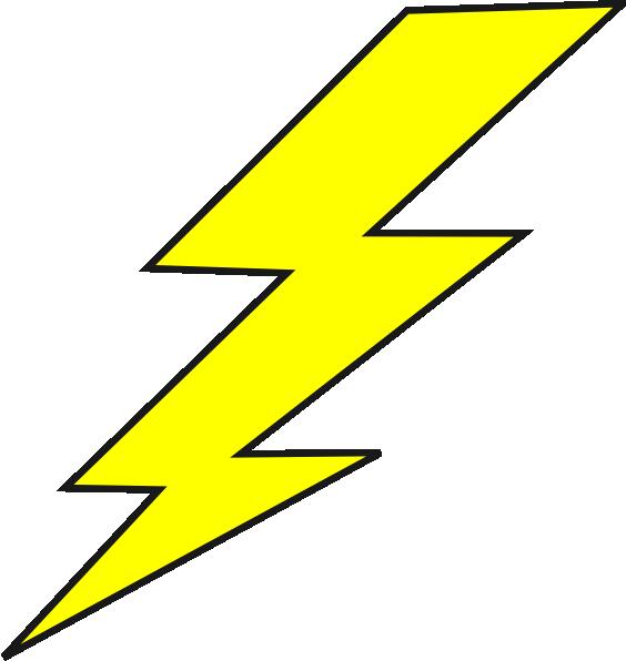 Flash clipart lightning strike Lightning Clker com Art image