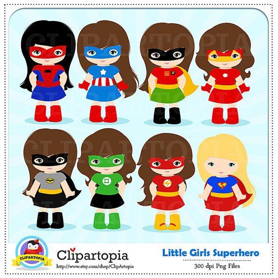 Flash clipart little superhero Little on Clip images SUPERHEROES
