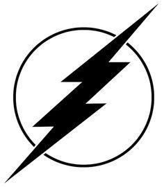 Flash clipart marvel  logo Hero flash superhero