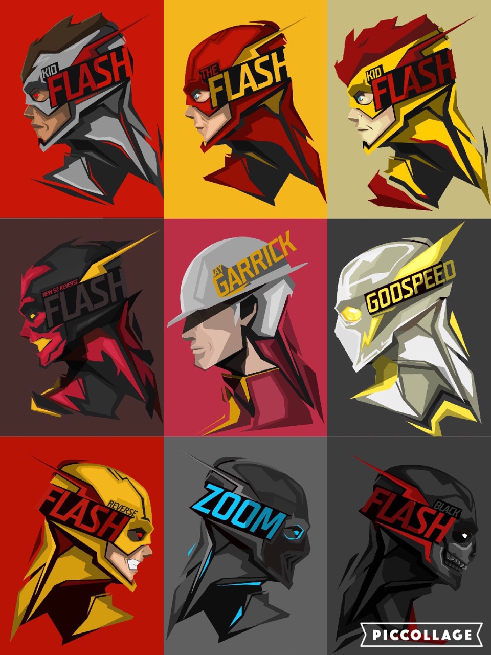 Flash clipart marvel hero On and I related Pin