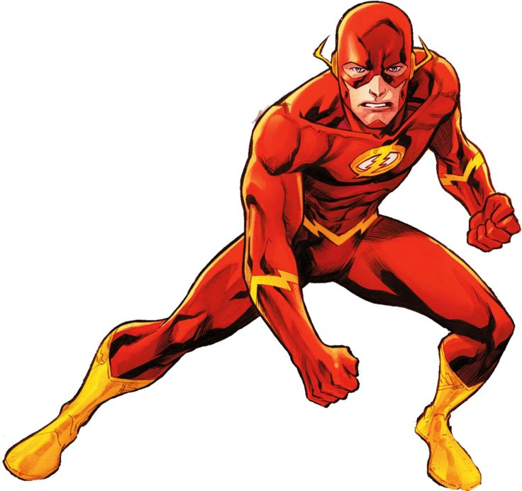 Flash clipart supe hero  the_flash_by_jose08 d7evvjy on best