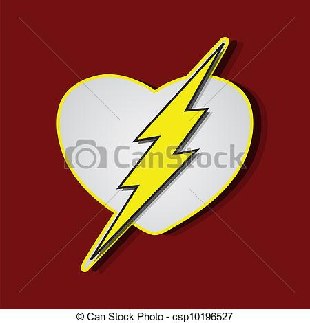 Flash clipart supe hero Superlove heroes Superhero Illustration of