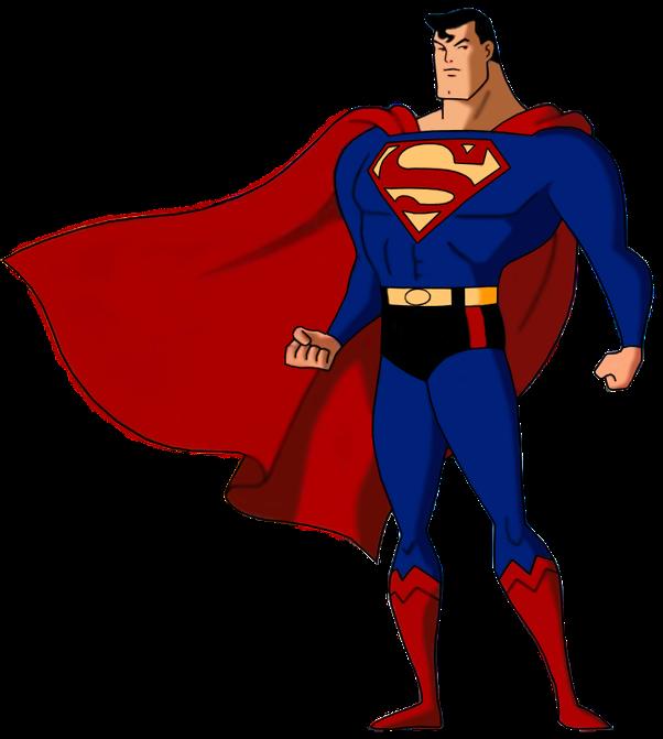 Flash clipart superhero body Superman the than which Prime