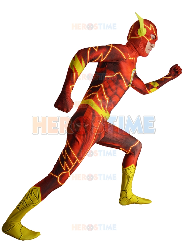 Flash clipart superhero body Flash Reliable : Free Shade