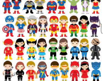 Flash clipart superhero body Superheroes Super clipart Superhero Superhero