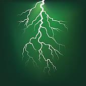 Flash clipart thunderbolt Thunderbolt illustration sky flash Lighting