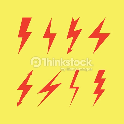 Flash clipart thunderbolt Clipart Thunderbolt Thinkstock De Icône