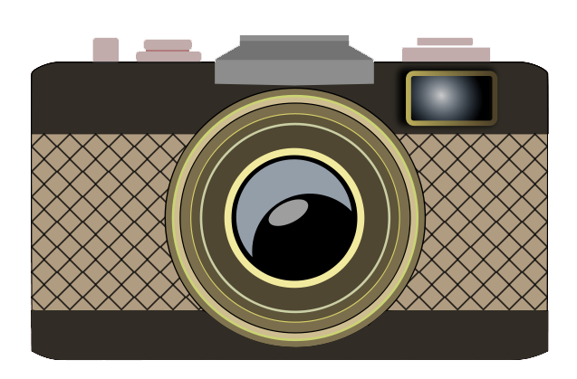 Photography clipart vintage Clipart Camera The Camera Vintage