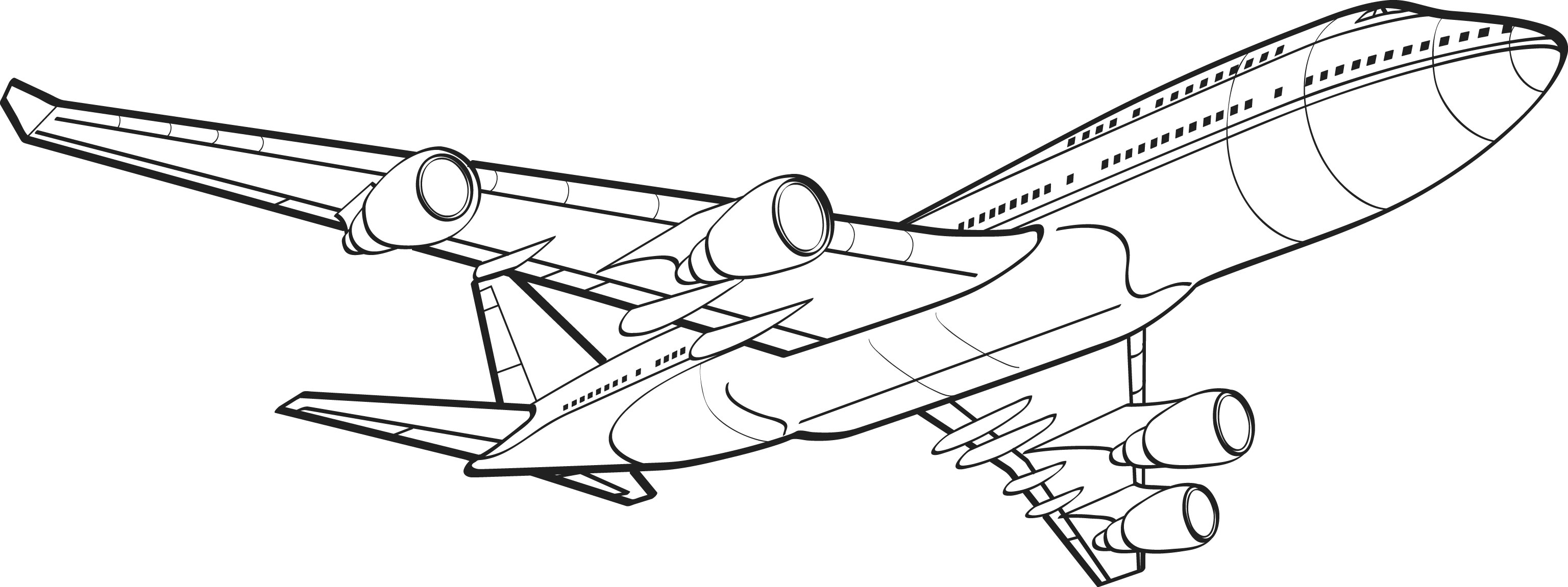 Sketch clipart areoplane Art Clip Clipart on Posters