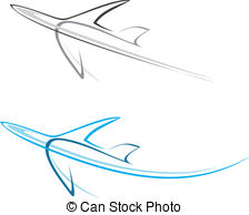 Flight clipart Airplane Stock Flight Illustrations Flight