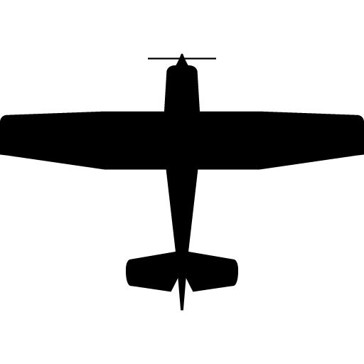 Jet Fighter clipart cessna airplane #12