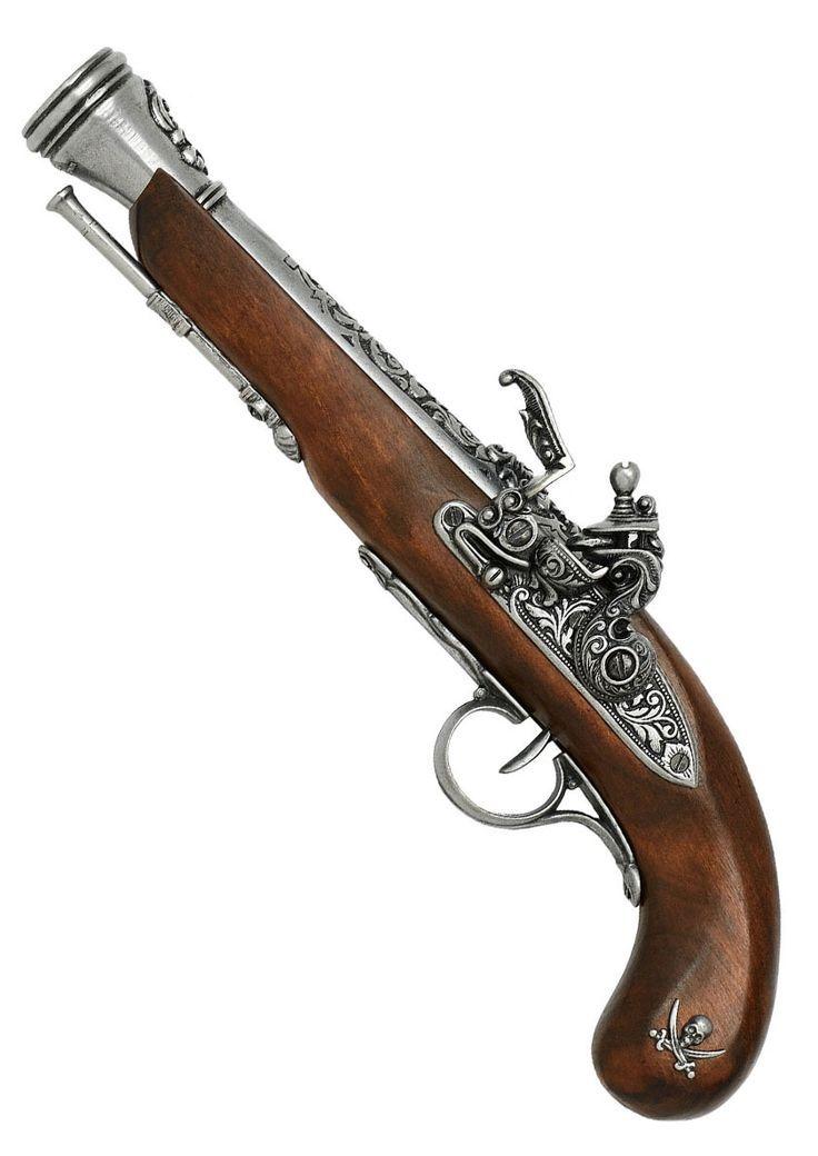 Flint Lock clipart barrel Pistol pistol on Flintlock Handed