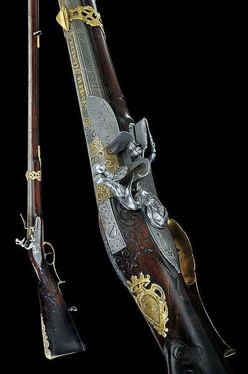 Flint Lock clipart carbine Century Family gun Royal beautiful