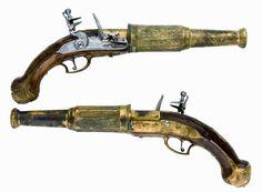 Flint Lock clipart dutch Cast Dutch musket A 1760
