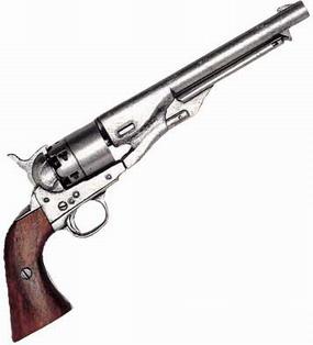 Shotgun clipart barrett Clipartweaponsguns revolver revolver Naval War
