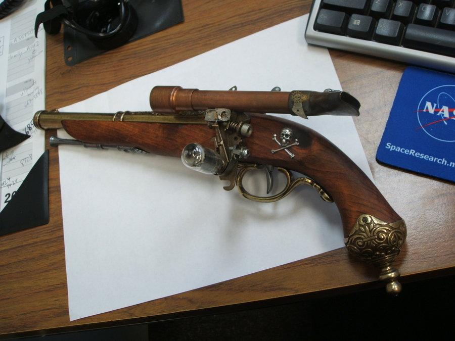 Flint Lock clipart flint On 653 Explore Pistol BluntieDK
