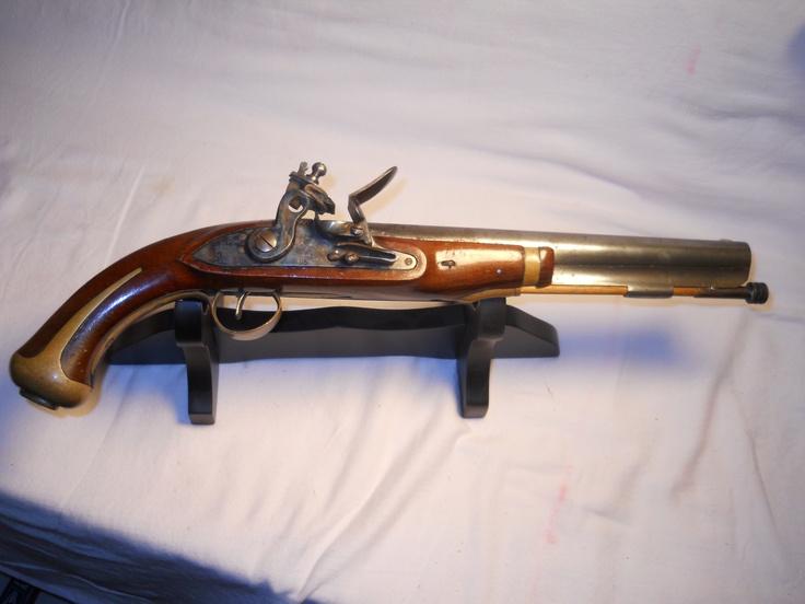 Flint Lock clipart original Harper's Black 51 Muzzleloader Pistol
