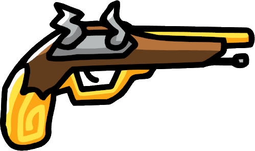 Rime clipart pistol By Pistol Wiki Flintlock powered