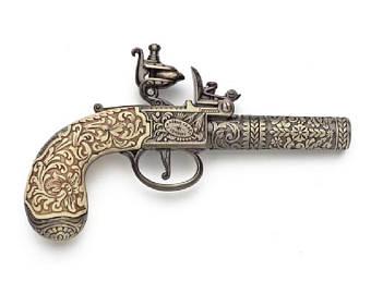 Flint Lock clipart pistol Century flintlock holster very Pistol