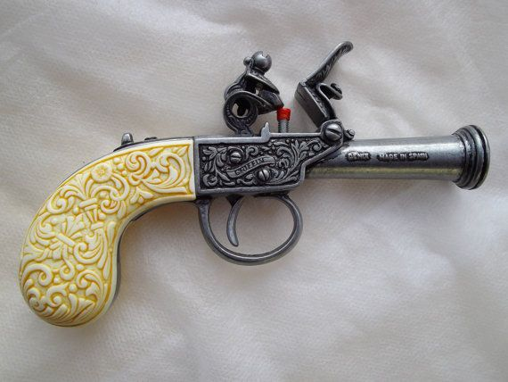 Flint Lock clipart shotgun Prop gun ideas pistol Steampunk