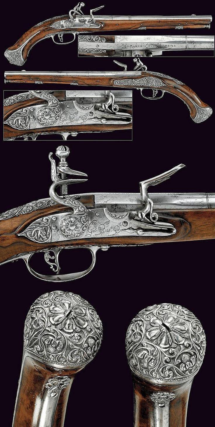 Flint Lock clipart shotgun By fine pistol Best last