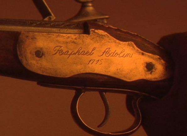 Flint Lock clipart two gun Fact you're Backstory it's Pistol