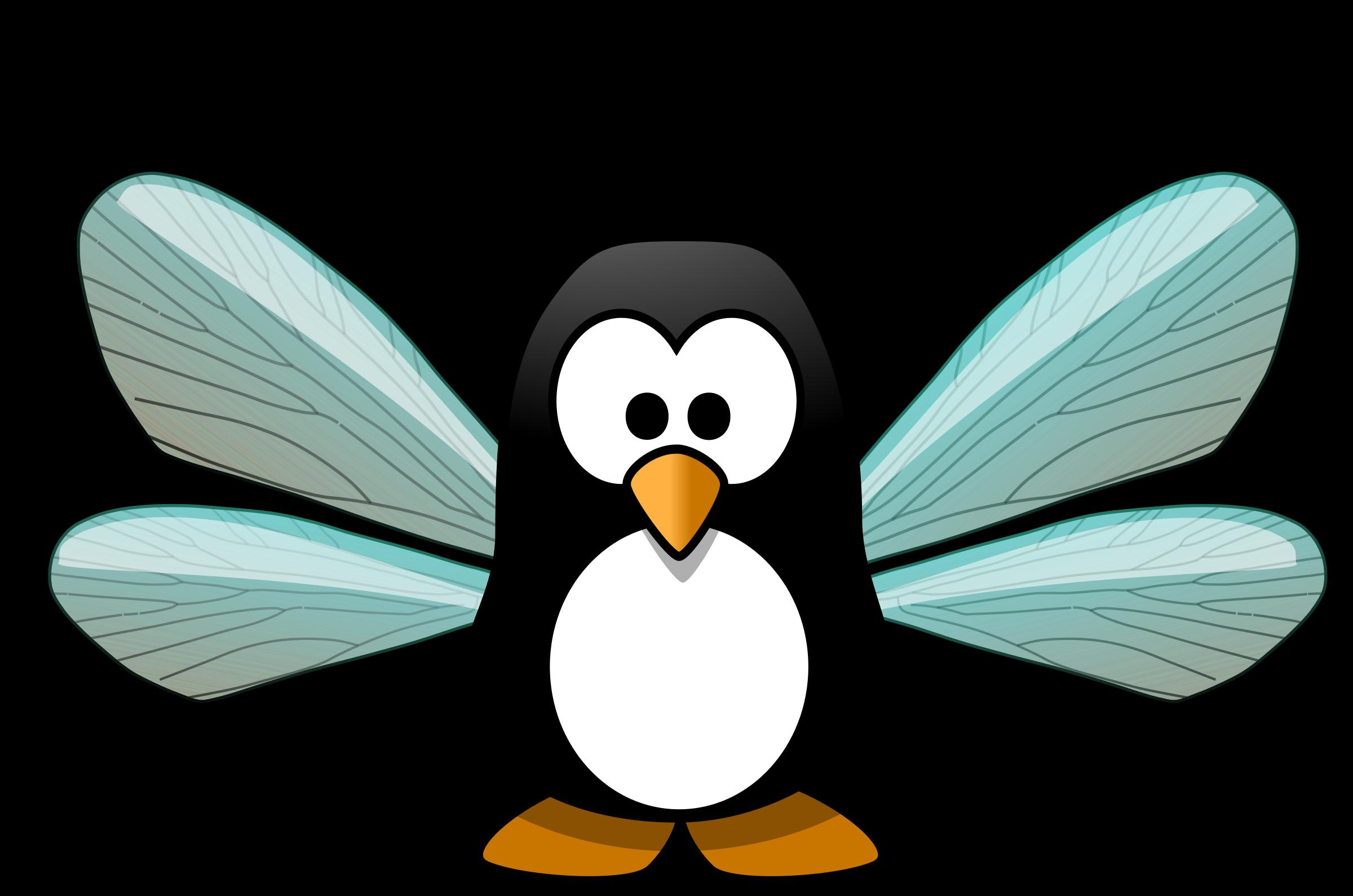 Flippers clipart goggles Pixie Clipart penguin Pixie penguin