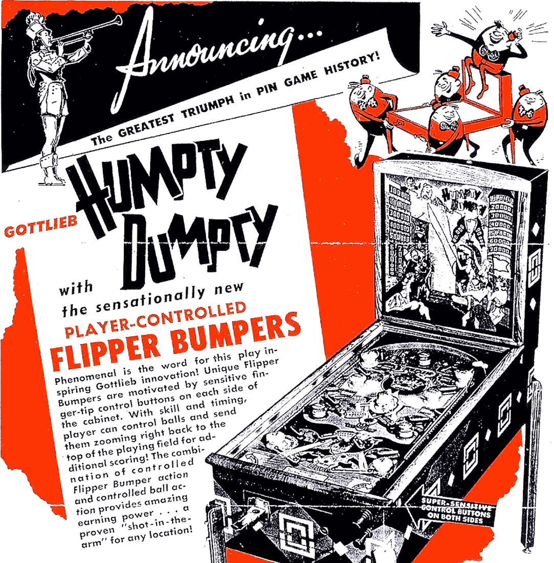 Pinball clipart Of American  the Youth