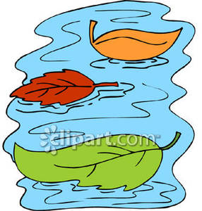 Floating clipart boy Free Fall Water Royalty on