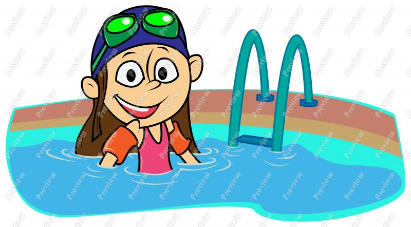 Moving clipart swimming Clip Clip Swimming Swimming babies