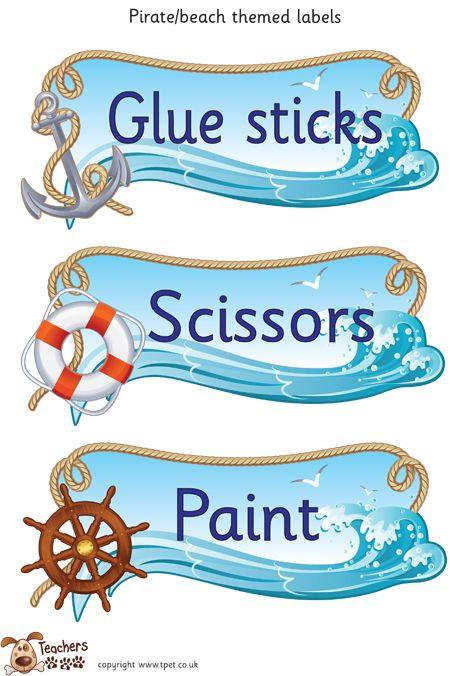 Seaside clipart themed #15