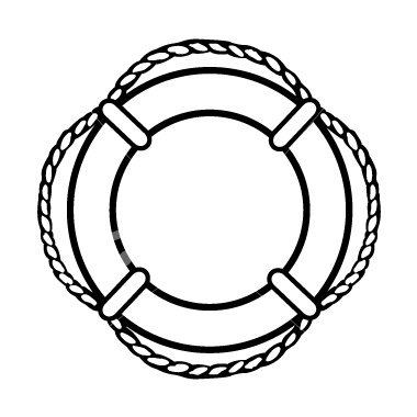 Ring clipart life raft #8