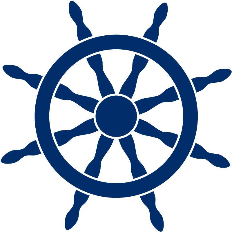 Sailboat clipart navy blue #12
