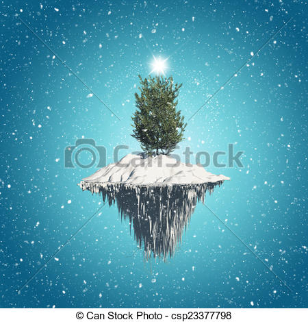 Floating clipart christmas Illustration of Christmas background Christmas